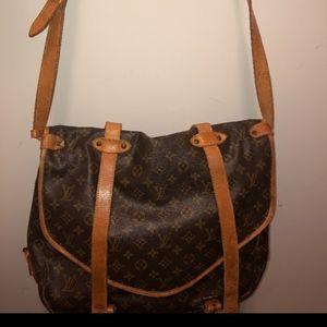 Authentic Louis Vuitton Vintage Bag